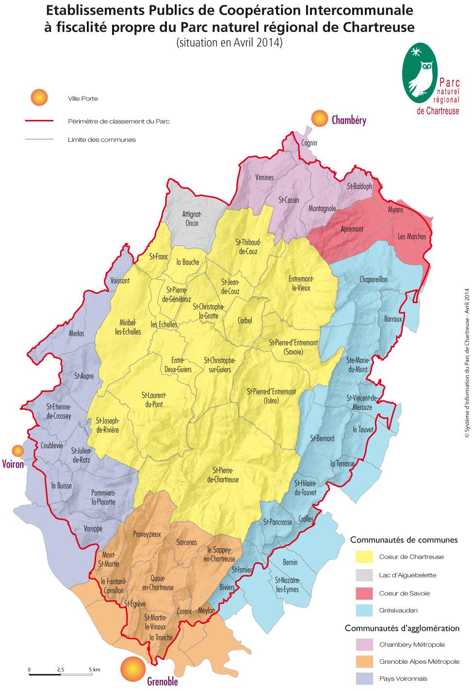 Plan territoire