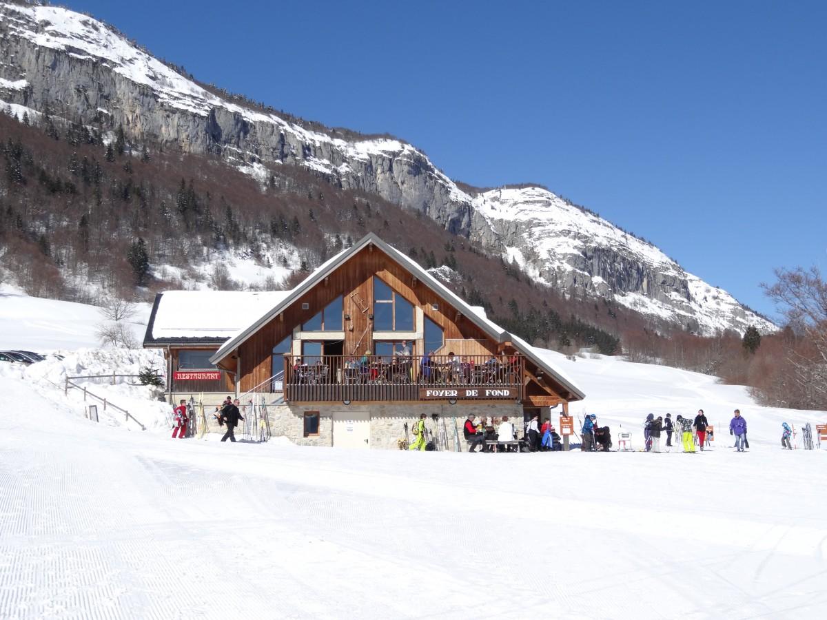 Ski nordique (chalet 1)