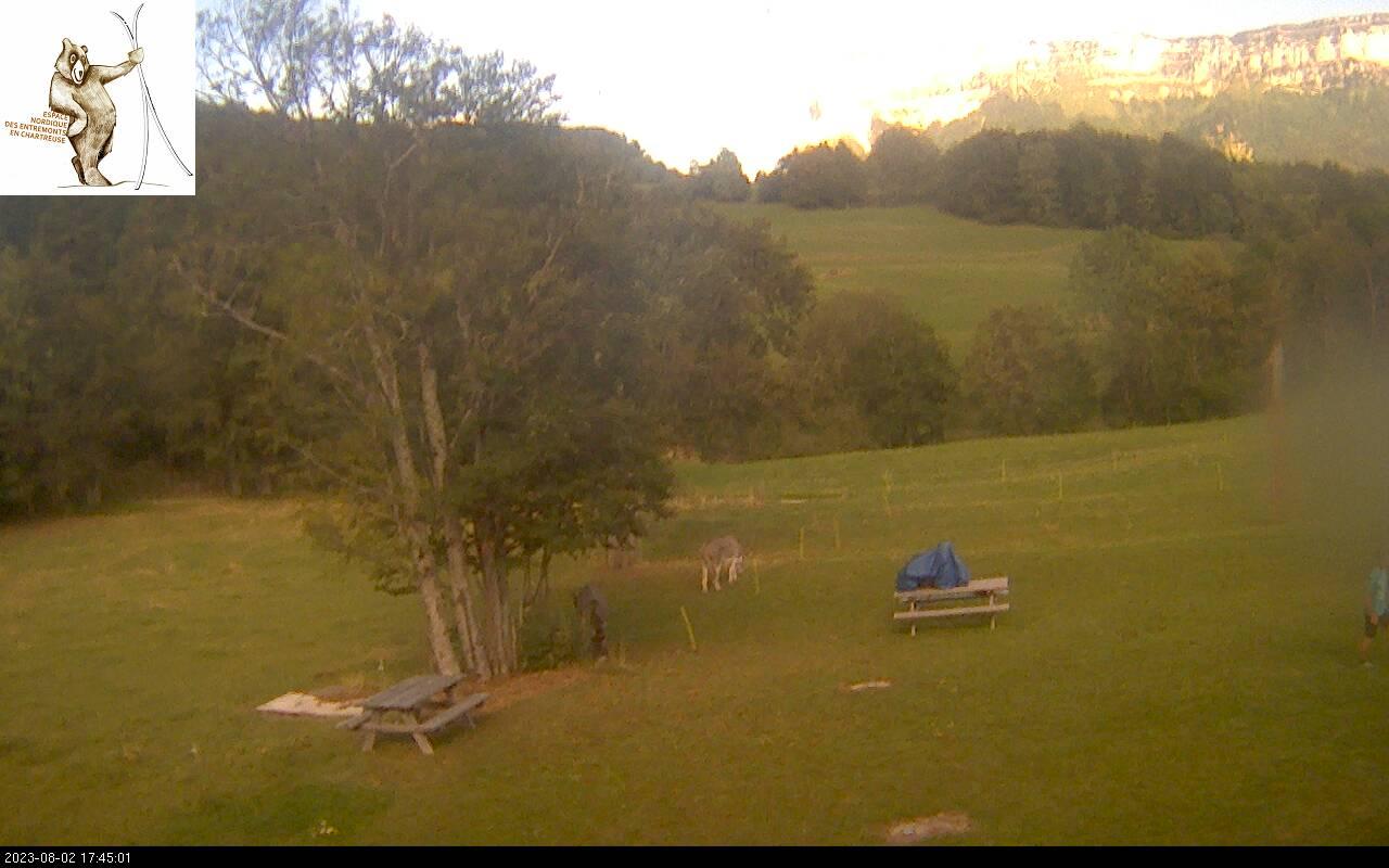 Webcam du Désert d'Entremont