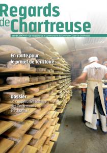 Regards de Chartreuse n° 1 - Janvier 2016