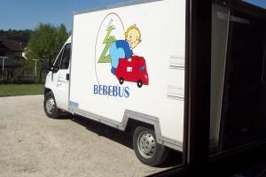 Bébébus camion