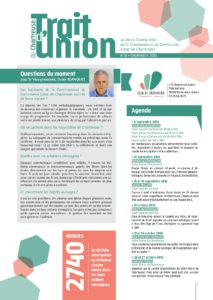 Trait d'union UNE